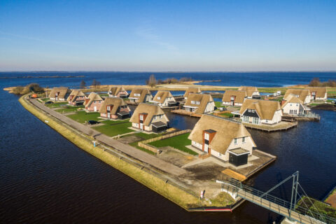 Luftbild Ferienwohnungen