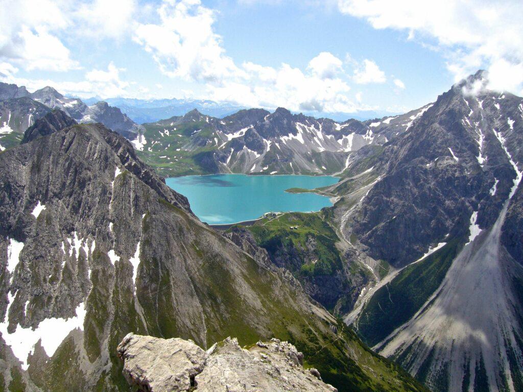 See in den Bergen