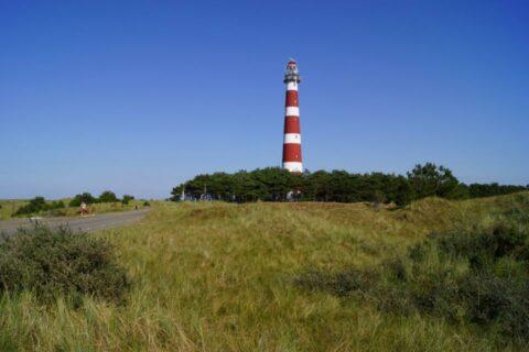 Ausblick: Leuchtturm